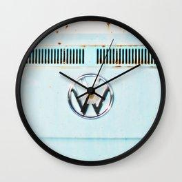 Hippie Chic Wall Clock