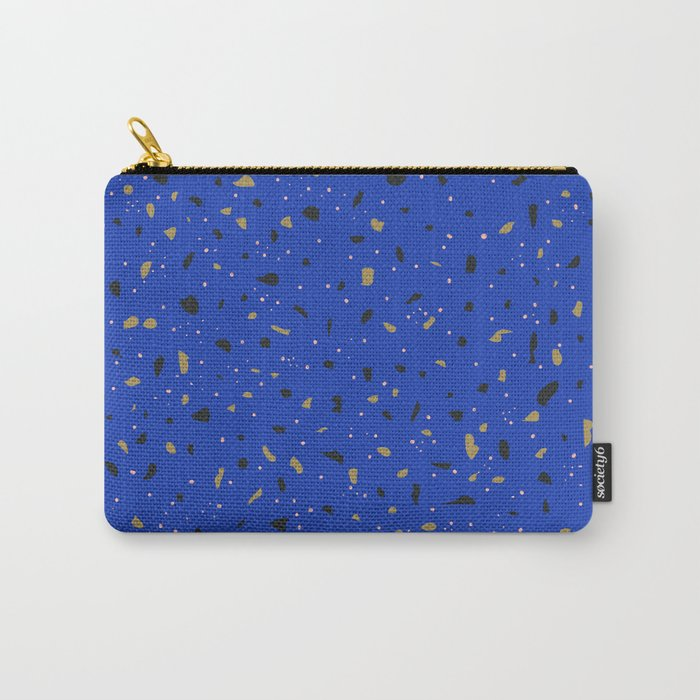 Granite (blue) Carry-All Pouch