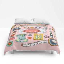 Happiness is Handmade Comforters