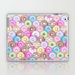 Donut Invasion Laptop & iPad Skin