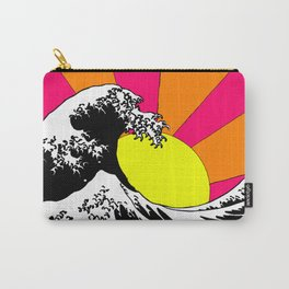 Endless Wave Carry-All Pouch