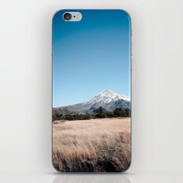 vulcano lanin iPhone Skin