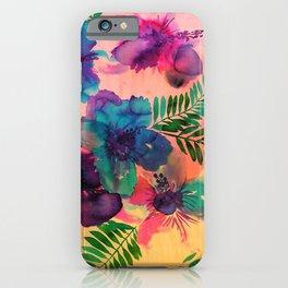 Skye Floral iPhone Case