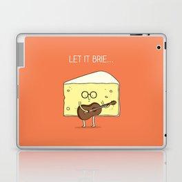 Let it brie... Laptop & iPad Skin