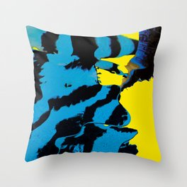 Respect for Dory Throw Pillow