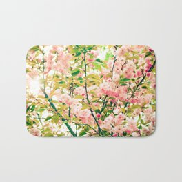 Spring Blossoms (1) Bath Mat