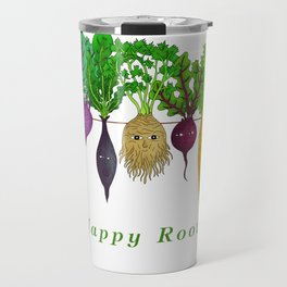 Happy Rooting! Travel Mug