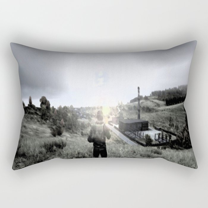 DAYZ 2.0 ELEKTRO Rectangular Pillow