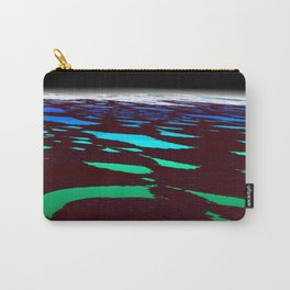 flight over ice floes Carry-All Pouch