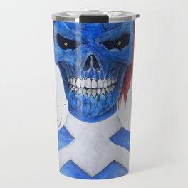 Mystique Skull Travel Mug