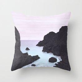 The sea song Throw Pillow
