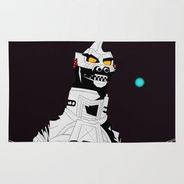 Godzilla vs Mechagodzilla Rug