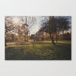 Victoria Park  Canvas Print