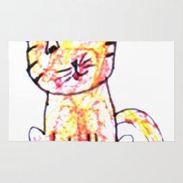 Kitten kay Rug