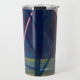 Blue moon Travel Mug