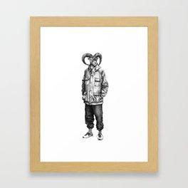 Cabro Framed Art Print