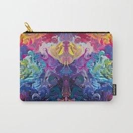 Aurora Swirls Carry-All Pouch