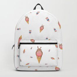Ice Cream for a Hot Summer Backpack