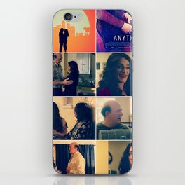 Anything (Matt Bomer Movie) iPhone Skin