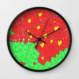 Colleen Ballinger Wall Clock