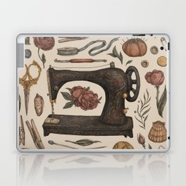 Sewing Collection Laptop & iPad Skin