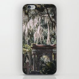 Bonaventure Cemetery, Savannah, Georgia iPhone Skin