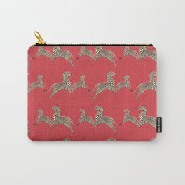 Royal Tenenbaums Wallpaper Carry-All Pouch