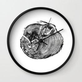 Scotts Pine Wall Clock