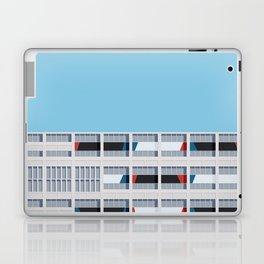 S03-1 - Facade Le Corbusier Laptop & iPad Skin