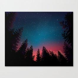 Wonderful Sky Canvas Print
