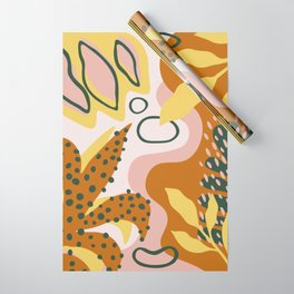 Floral Magic II Wrapping Paper