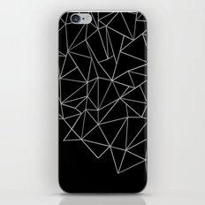 Ab Storm Black iPhone & iPod Skin