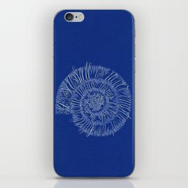 A Seashell is Never Empty... iPhone Skin