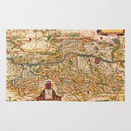 Austria 1662 Rug