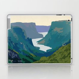 Gros Morne Laptop & iPad Skin
