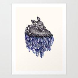 Violetta Art Print