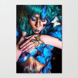 Butterfly II. Canvas Print