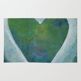Heart No. 24 Rug