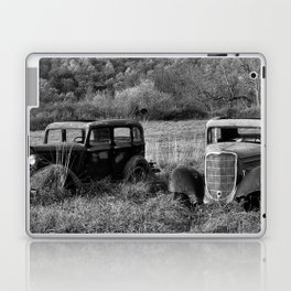 The two Old Timers Laptop & iPad Skin