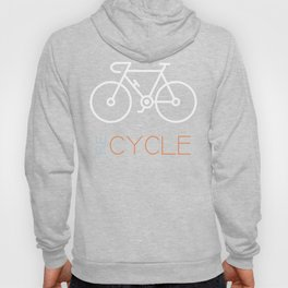 Cycle and ride Hoody