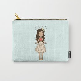 Ocean Fan Girl Carry-All Pouch