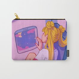 """Getaway"" Sailor Moon Carry-All Pouch"