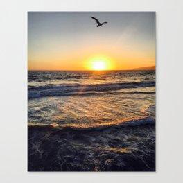 Santa Monica, CA Canvas Print