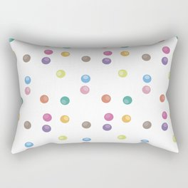 Bubble pattern 2 Rectangular Pillow