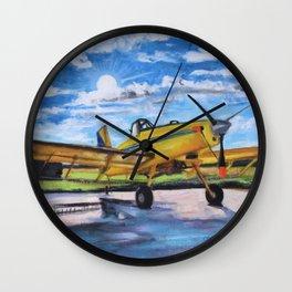 Delta Bird Wall Clock