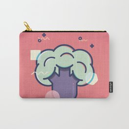Funny broccolo Carry-All Pouch
