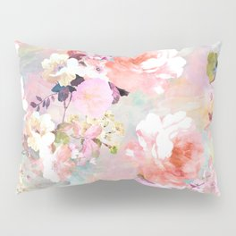 Love of a Flower Pillow Sham