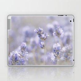 Lavenderfield - Lavender Summer Flower Flowers Floral Laptop & iPad Skin