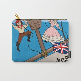 Pirates of Penzance Poster Carry-All Pouch