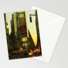 Deep Infection Stationery Cards